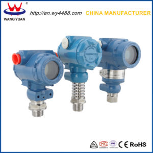 Food and Eco Flat Diaphragm Pressure Transmitter pictures & photos