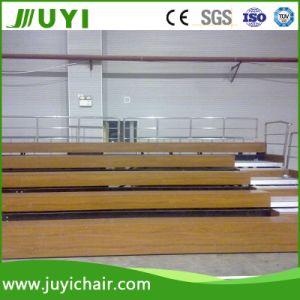 Basketball Bleacher Gym Bleacher Telescopic Grandstand Stadium Bleacher for Auditorium Jy-705 pictures & photos