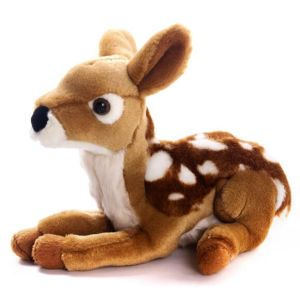 Lovely Animal Doll Plush Sitting Deer Stuffed Toy pictures & photos