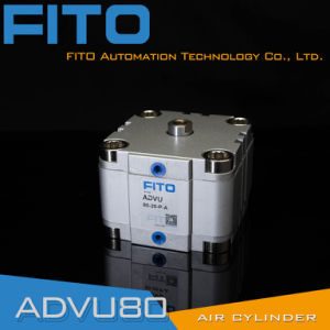 Advu Series Compact Pneumatic Air Cylinder by Festo Type pictures & photos