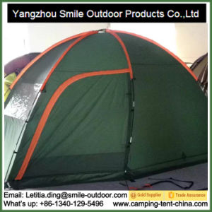 Event Fashion Show Waterproof Seam Seal Green Hexagon Camping Tent pictures & photos