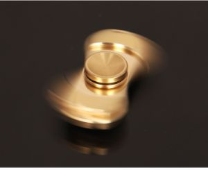 Hot Toys Brass Hand Spinner Widget Spinner with 688 Bearing pictures & photos