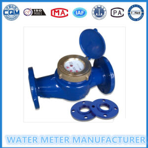 Woltmann Water Meter, Large Diamter, Iron Body, pictures & photos