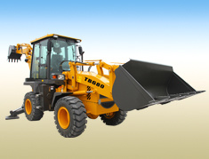 High Quality and Powerful Excavating Loader for Sale pictures & photos