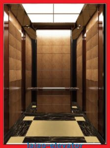 2 Opposite Entrances Passenger Elevator Lift with Machine Roomless pictures & photos