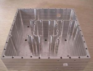 CNC Machining Aluminum Filter Housing pictures & photos