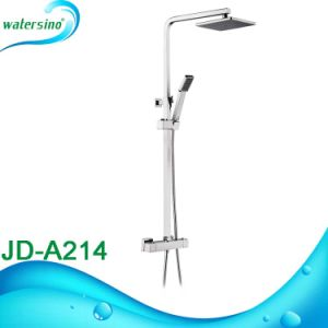 Digital Rainfall Thermostatic Sensor Shower Set pictures & photos