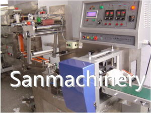 China Roll Type Single PC Wet Tissue Packing Machine pictures & photos