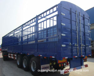 13 Meters Llight Warehouse Column Semitrailer pictures & photos