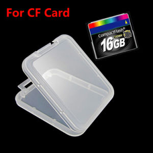 Cheapest CF Card Case Plastic Card Holder for CF Card pictures & photos