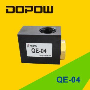 Qe-04 1/8 Inch Quick Exhaust Valve Qe Series pictures & photos