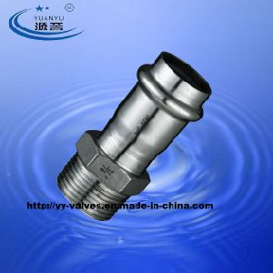 Thread Fitting Male Reducing Coupling pictures & photos