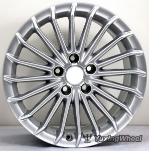 17 Inch Alloy Rims After Market Alloy Wheels for Audi pictures & photos