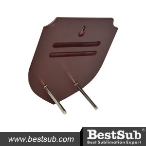 Bestsub Shield Shape Wooden Back Holder (MDP01) pictures & photos