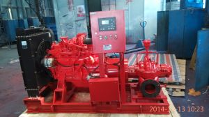 High Quality Fire-Fighting Pump with First UL List in China (SLOW) pictures & photos