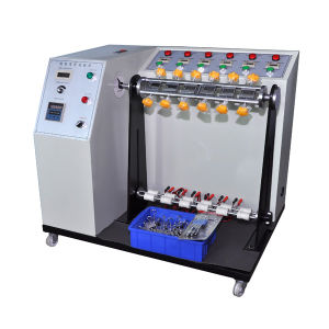 with Load Plug Lead Wire Blending Test Machine pictures & photos