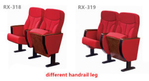 Iron Leg and Fabric Hall Seating (RX-319) pictures & photos