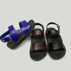 Men Slippers Sandals EVA Man Flip-Flop Beach Sandals Dress Shoes pictures & photos
