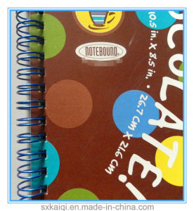 Double Loop Book Spiral Binding Wire pictures & photos