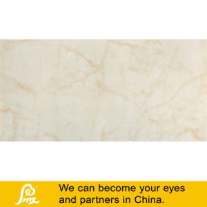 Beige Marble Stone Tile Big Size Glaze Polished Porcelain Tile pictures & photos