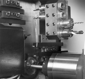 BS203 High Precision CNC Lathe Swiss Type pictures & photos