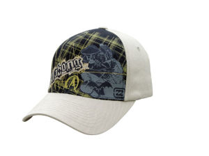 Custom Embroidery Caps Burshed Cotton Promotional Caps Hat Snapback Cap Embroidery Basketball Cap pictures & photos