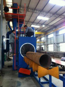 Steel Structure Rust Removal Machine pictures & photos