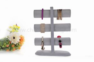 3-Tier Symmetry Customized Bracelet Display Stand pictures & photos
