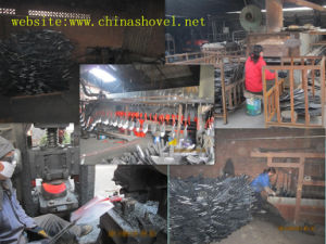 Pick Roll Forging Pickaxe Steel Pick Mattock (P6710) pictures & photos