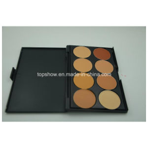 Private Label No Logo Newest Face Makeup Contour Cream Kit 8 Colors Concealer Palette