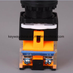 Keyway 6-380V 22mm Pushbutton Switch pictures & photos