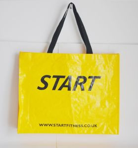 PP Shopping Bag with Lamination pictures & photos