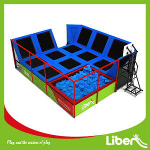 China 2016 Customized Indoor Trampoline Park for Children and Adults pictures & photos