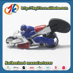 New Design Plastic Motobike Key Launcher Toy for Kids pictures & photos