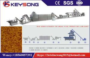 Needle Granule Flake Bread Crumbs Making Machine pictures & photos