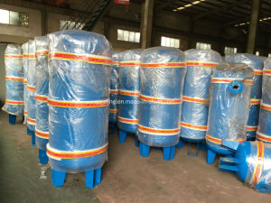 0.6CBM 1.6MPa Standing Carbon Steel Air Storage Receiver pictures & photos