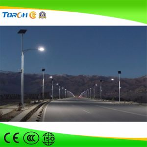 Brand New Li-ion Battery Solar Street Light 30W 40W 50W pictures & photos