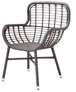 Modern Different Color Wicker/Rattan Chair for Outdoor (LN-1085) pictures & photos