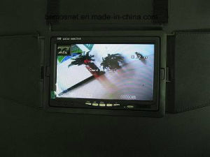 Chinese Professional White LEDs Sewer Inspection Camera with DVR pictures & photos
