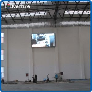 pH7.62 Full Color Indoor LED Panel for Advertising pictures & photos