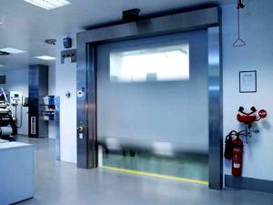 High Speed Closing Fast Shutter Aluminum High Speed Auto Door pictures & photos
