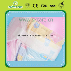 Premium Disposable Baby Diapers with Cloth Like Back Film pictures & photos