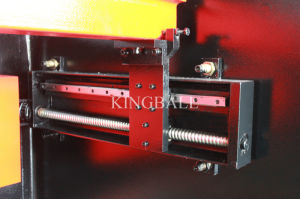 Machine Hydraulic Shearing Machine for Steel Plate pictures & photos