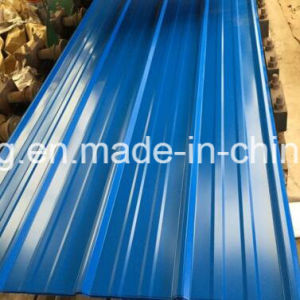 Building Material PPGI PPGL Steel Plate Steel Corrugated Roofing Sheet pictures & photos