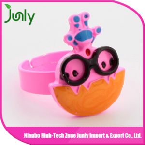 Fashion Simple Plastic Finger Ring Women Fancy Rings pictures & photos