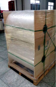 Half Metallized Pet Film for Printing and Laminating pictures & photos