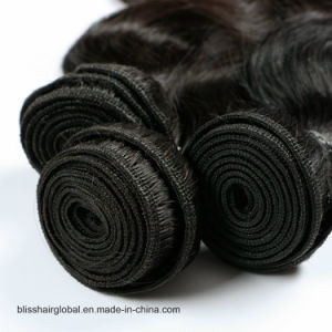 "Bliss Peruvian Hair Body Wave 10""-30"" 8A Best Selling Dyeable One Donor Virgin Peruvian Human Hair pictures & photos"