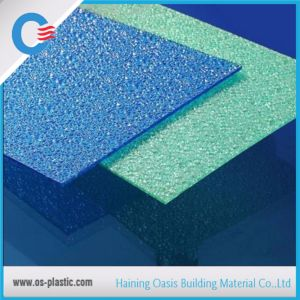 Colored Polycarbonate Embossed Solid Sheets pictures & photos
