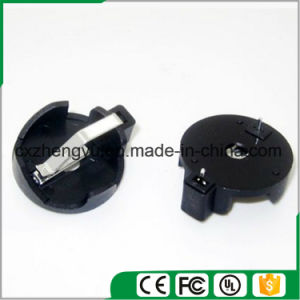 2xcr2032 Battery Holder with Contact Pin pictures & photos
