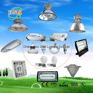 150W 165W 200W 250W Induction Lamp Motion Sensor High Bay Light